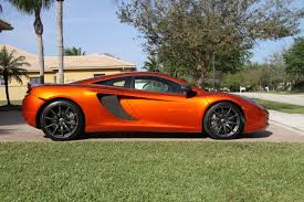 orange mclaren interior my volcano orange mp4 12c mclaren life
