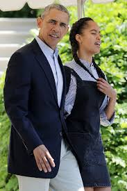 Obama First Family by The First Family Heads West The Obama Diary