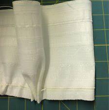 Curtain Pleating Tape Curtain Tape Ebay