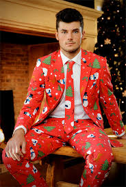 christmas suit christmas suits