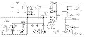 charger for car battery circuit diagram world