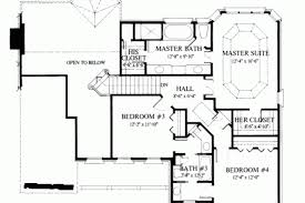 colonial style floor plans colonial style house plan 4 beds 35 baths 2400 sq ft 2400 sq ft