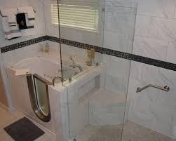 walk in shower bathroom design ideas remodels u0026 photos with gray