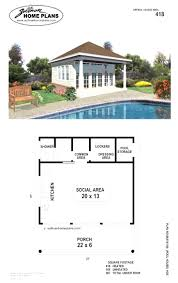 house plans with pool house guest house design ideas excellent