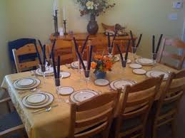 decoration ideas awesome dinner table decorations with