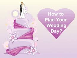 plan your wedding rianns wedding planners tips to plan your wedding day
