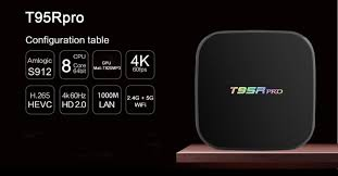 pro android sunvell t95r pro android 7 1 4k tv box review tv box stop