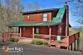 sevierville cabin rental mountain perch 2134 2 bedroom
