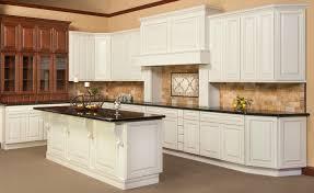 antique white glazed kitchen cabinets all wood kitchen cabinets 10x10 cambridge antique white glaze rta