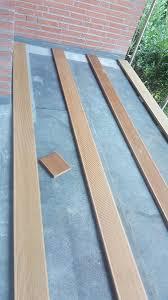 balkon bodenbelã ge wohnzimmerz bodenbelag balkon with einbau auf bitumenbahn oder