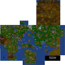 2007 Runescape Map Image Rsc World Map Png Runescape Wiki Fandom Powered By Wikia