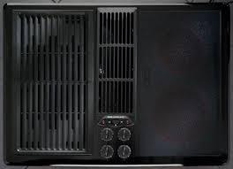 Jennair Electric Cooktop Amazon Com Jenn Air Jed8230adb 30