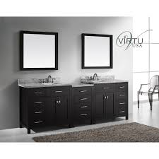 Bathroom Vanities Maryland Virtu Usa Md 2193 Wmsq Caroline Parkway 93 Square Sink