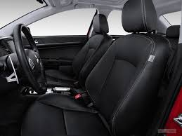 Lancer Sportback Interior 2012 Mitsubishi Lancer Prices Reviews And Pictures U S News