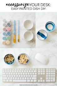 Easy Desk Accessorize Your Desk With This Easy Diy Defined Designs