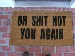 funny doormats 30 funny doormats your houseguests will definitely laugh at