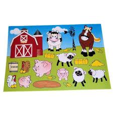 amazon com 12 make a farm barnyard sticker sheets 252