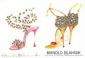 man who made shoes for lizards manolo blahnik