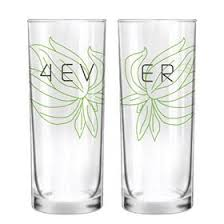 his and hers wedding gifts boldloft forever his and hers glasses