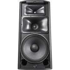 jbl home theater jbl prx835w three way full range speaker with wi fi