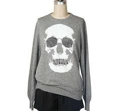 skull sweater skull couture skull sweater for 2500
