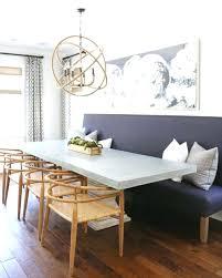 cuisine avec banquette banquette pour cuisine table avec banquette banc pour salle a