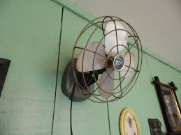 vintage wall mount fans vintage outdoor oscillating fans wall mount cookwithalocal home