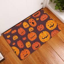 halloween doormat online get cheap home made halloween decorations aliexpress com