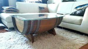 whiskey barrel table for sale whiskey barrel furniture for sale cfee whiskey barrel table and