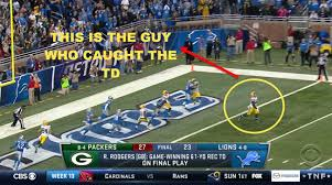 Packers Memes - the best reactions to the packers stunning hail mary touchdown