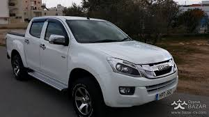 isuzu d max 2014 pickup 2 5l diesel automatic for sale nicosia