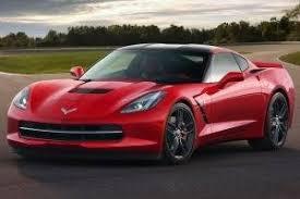 2014 corvette stingray used 2014 chevrolet corvette stingray coupe pricing for sale