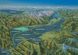 West Bank Map West Bank North Wilson Jh Property Group Jackson Hole