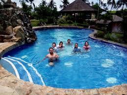 pool area picture of gratchi u0027s getaway tagaytay farm resort