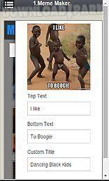 Meme Maker For Android - meme generator maker free android app free download in apk