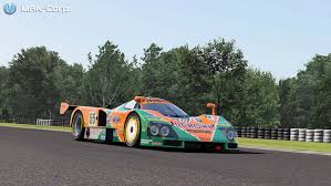 mazda corp 1991 mazda 787b le mans rfactor 2 in game by mak corp on deviantart