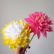 Handmade Flowers Paper - 351 best paper flowers images on pinterest paper flowers paper