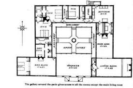 house plans with courtyard 6 simple courtyard house plans courtyard home plan when we build