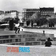 """Carátula del álbum """"Paris"""""""