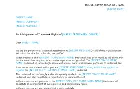 Assist Letter Of Demand Trademark Cease And Desist Letter Template Bizorb