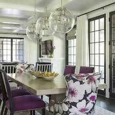 Best  Purple Dining Chairs Ideas On Pinterest Purple Dining - Purple dining room