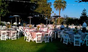 rent white chairs for wedding amigo party rental ventura california