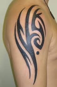 tribal designs on shoulder ideas pictures