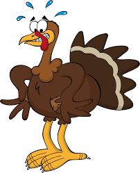 big bird thanksgiving cartoon clipart cartoon turkey