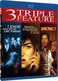 horror triple feature blu ray i know what you did last summer
