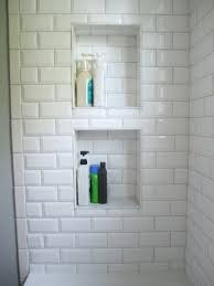 bathroom shower niche ideas installing shower niche best shower niche ideas on master shower in