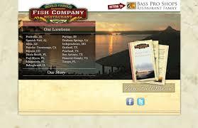 home islamorada fish company bass pro shops