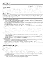 Php Developer Resume Cms Resume Resume For Your Job Application
