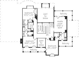 Southern Living Floorplans Forest Glen Gary Ragsdale Inc Southern Living House Plans