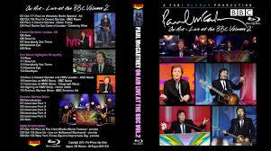 mccartney blu ray dvd on air live at the bbc vol 2